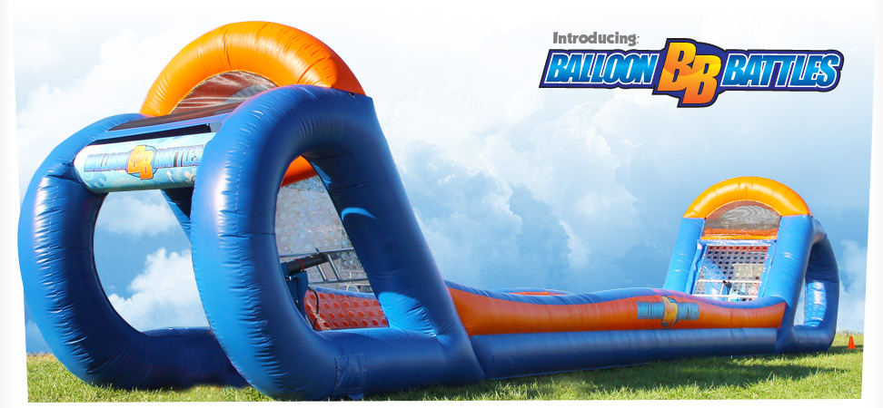 Introducing Balloon Battles