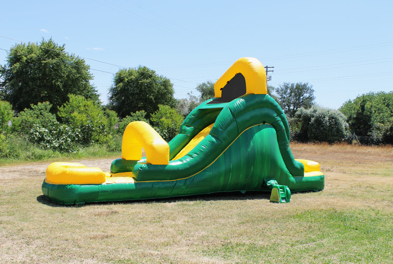 Interactive Game Warehouse  14 Backyard Water Slide